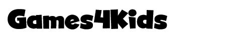 Games 4 Kids